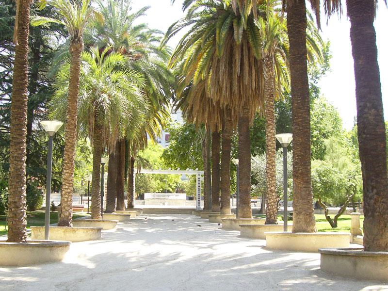 Jard n del pos o ourense visita ourense for Jardin del posio ourense